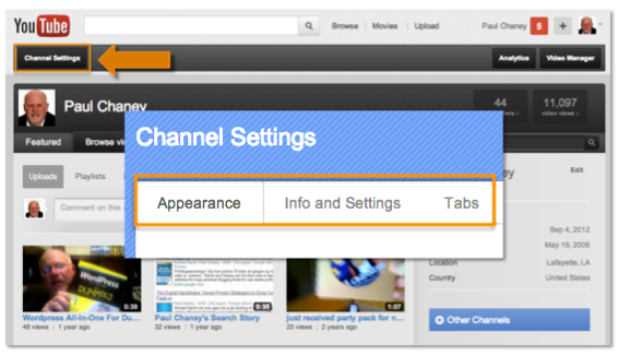 "Click ""Channel Setting"" to complete the configuration."