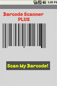 Barcode Scanner PLUS.