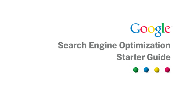 Google's free SEO Starter Guide explains the basics of being visible on search engines.