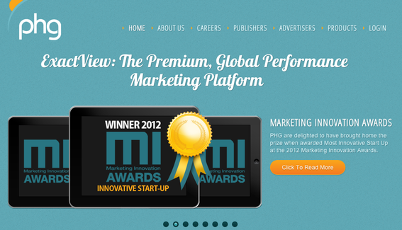 Performance Horizon is one of several leading affiliate tracking platforms.