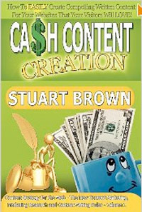 Cash Content Creation