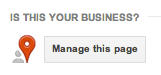 Click this button to claim your business listing.