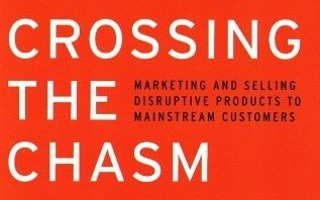 Crossing the Chasm, by Geoffrey A More