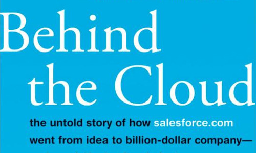 Behind the Cloud, by Marc Benioff