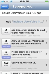UserVoice.
