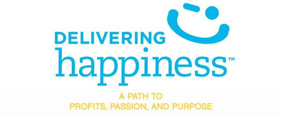 Delivering Happiness, by Tony Hsieh