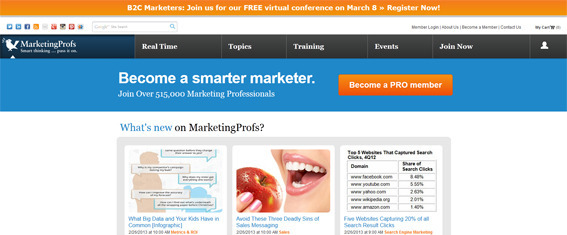 MarketingProfs.com