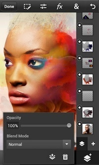 Photoshop Touch.
