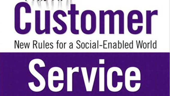 Customer Service: New Rules for a Social Media World, by Peter Shankman