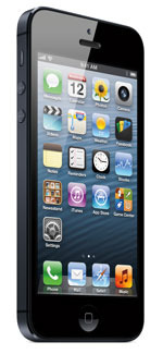 The Apple iPhone 5 and similar devices allow consumers to shop anywhere.