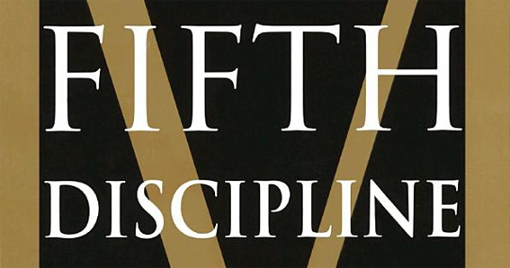 The Fifth Discipline, by Peter Senge