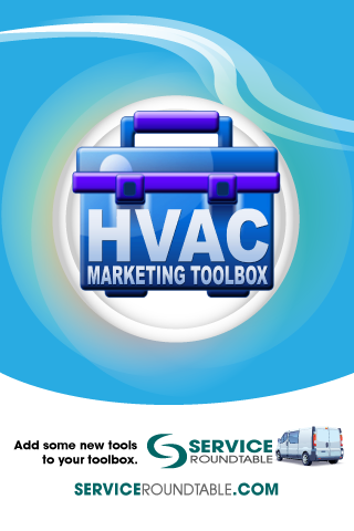 Marketing toolkit for HVAC contractors.
