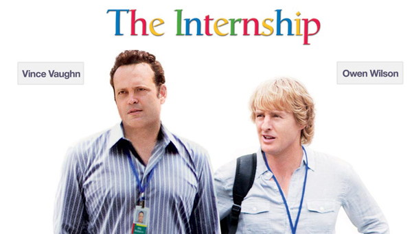 The Internship: Google Film Review, for Marketers | Practical Ecommerce